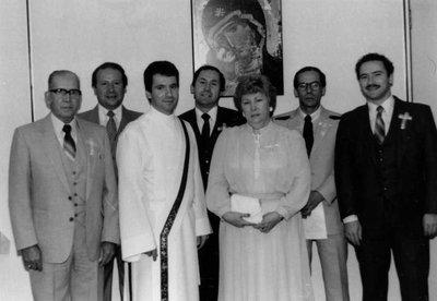 Famille de Raymond Pommainville.