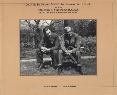 Dr. J. B. Stallwood
