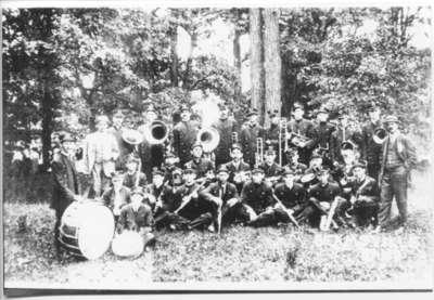 Beamsville Band - 1900