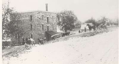 Deans Mill