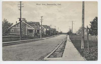 West Ave. Beamsville