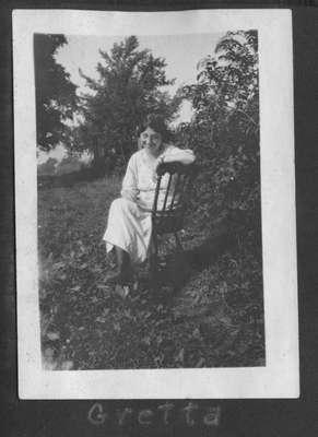 Gretta - 1922