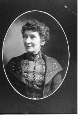 Portrait of Annie Line, London, Ontario