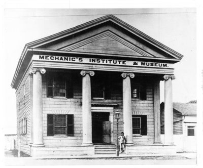 Mechanics' Institute & Museum, London, Ontario