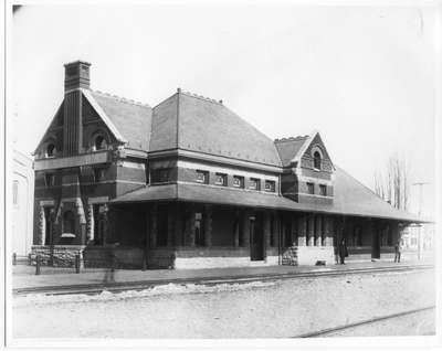 Michigan Central Railway Station, London, Ontario