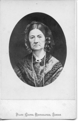 Portrait of Mrs. J. W. Vanwormer, London, Ontario