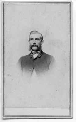 Portrait of John Arthur Balkwill, London, Ontario