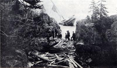 Wreck of Algoma