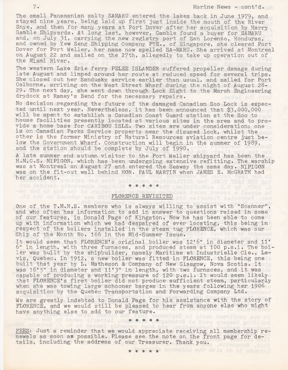 Scanner, v. 21, no. 1 (October 1988)