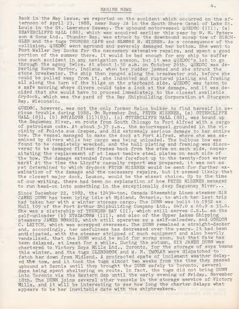 Scanner, v. 21, no. 3 (December 1988)