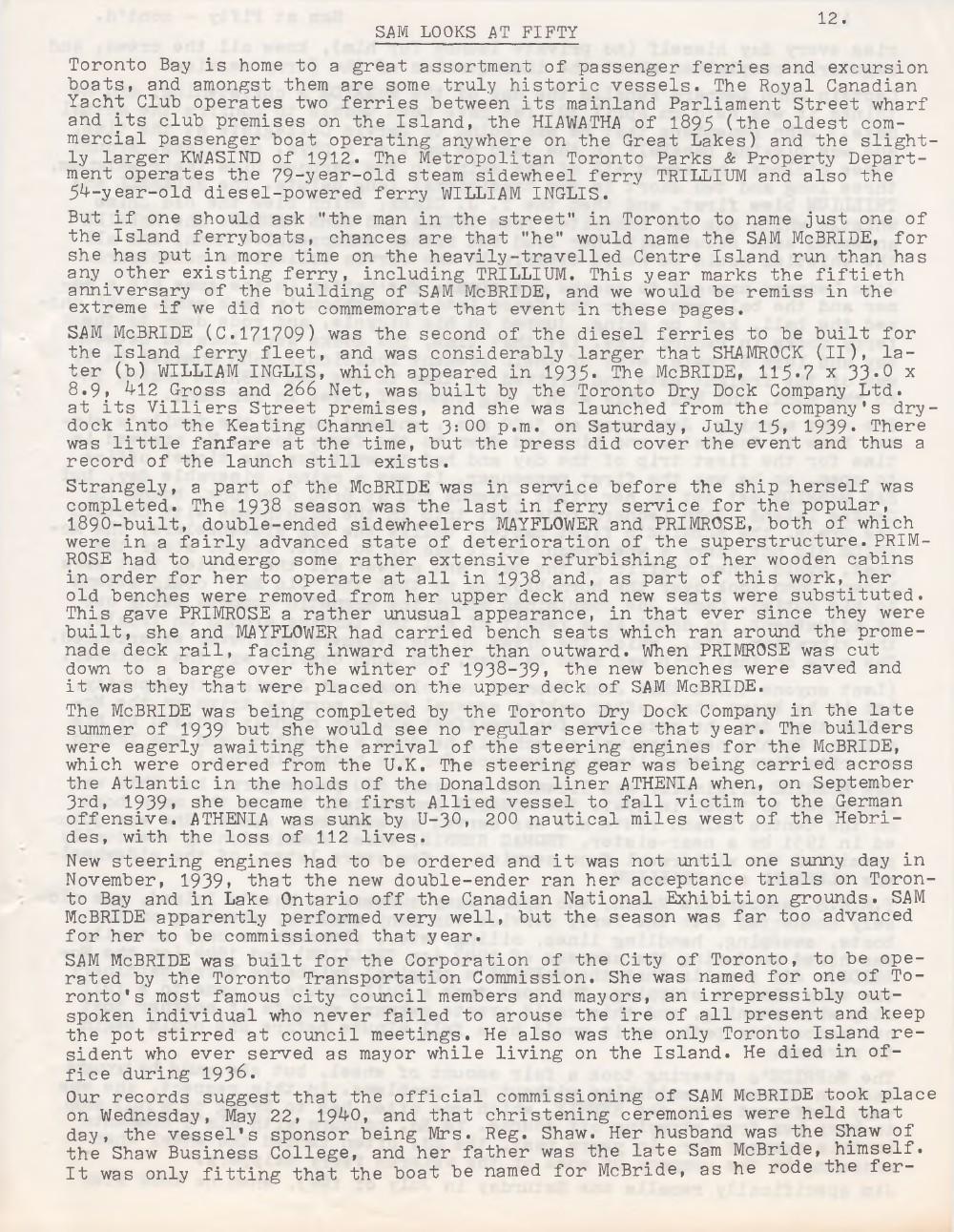 Scanner, v. 22, no. 2 (November 1989)