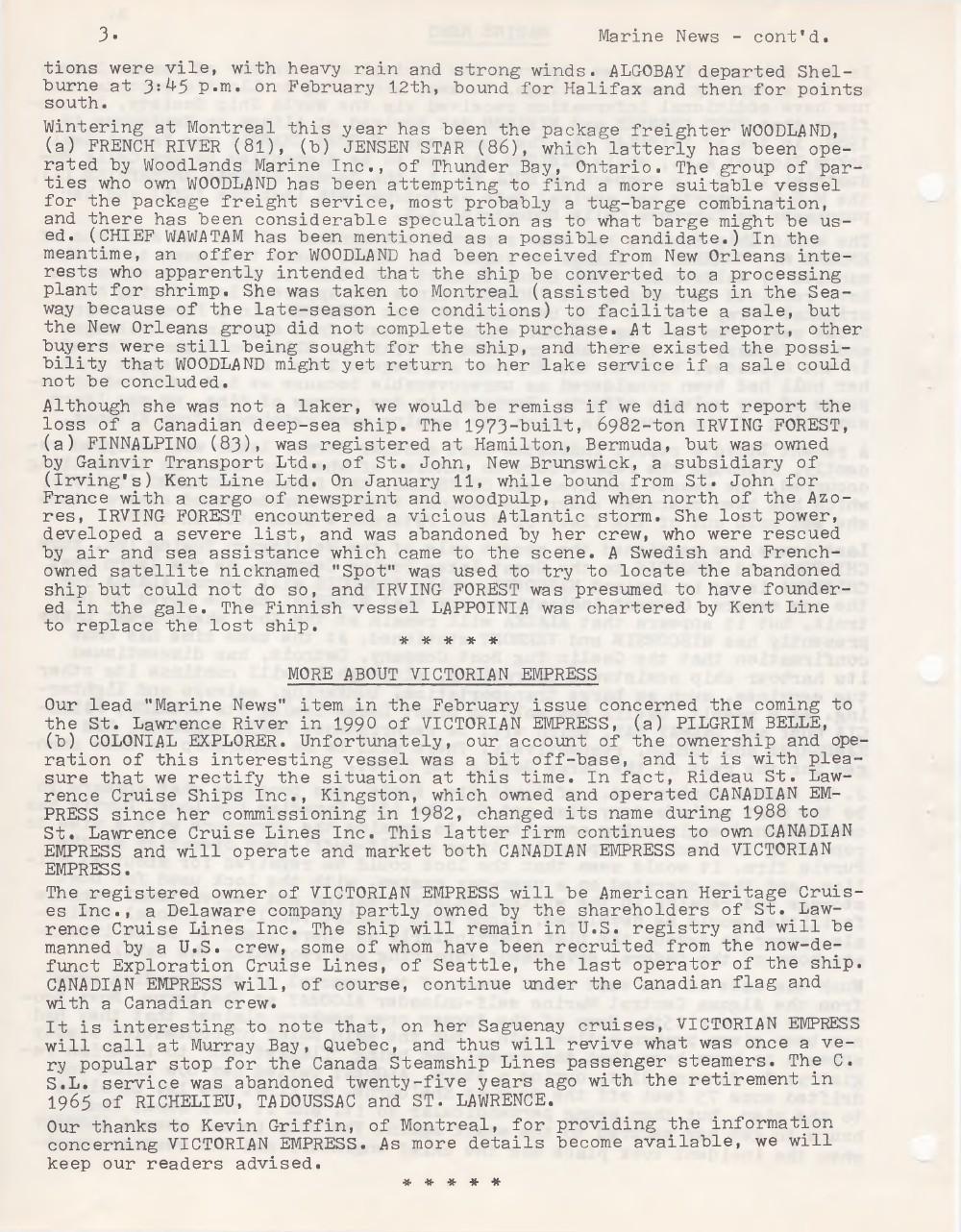 Scanner, v. 22, no. 6 (March 1990)