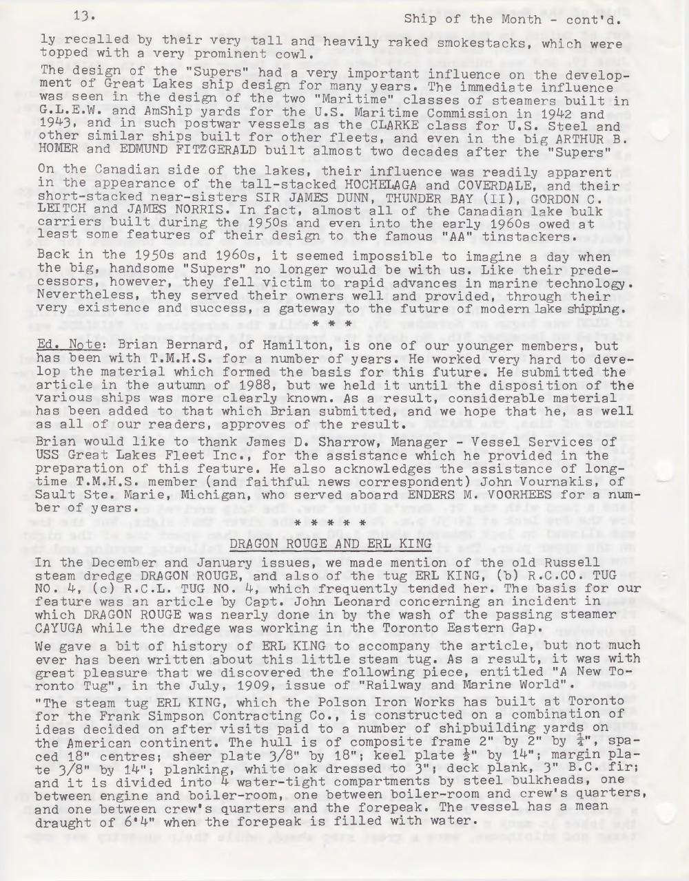 Scanner, v. 22, no. 8 (May 1990)