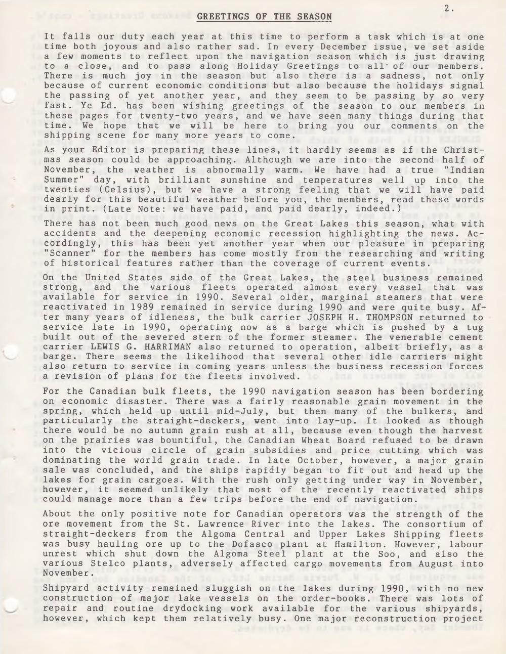 Scanner, v. 23, no. 3 (December 1990)