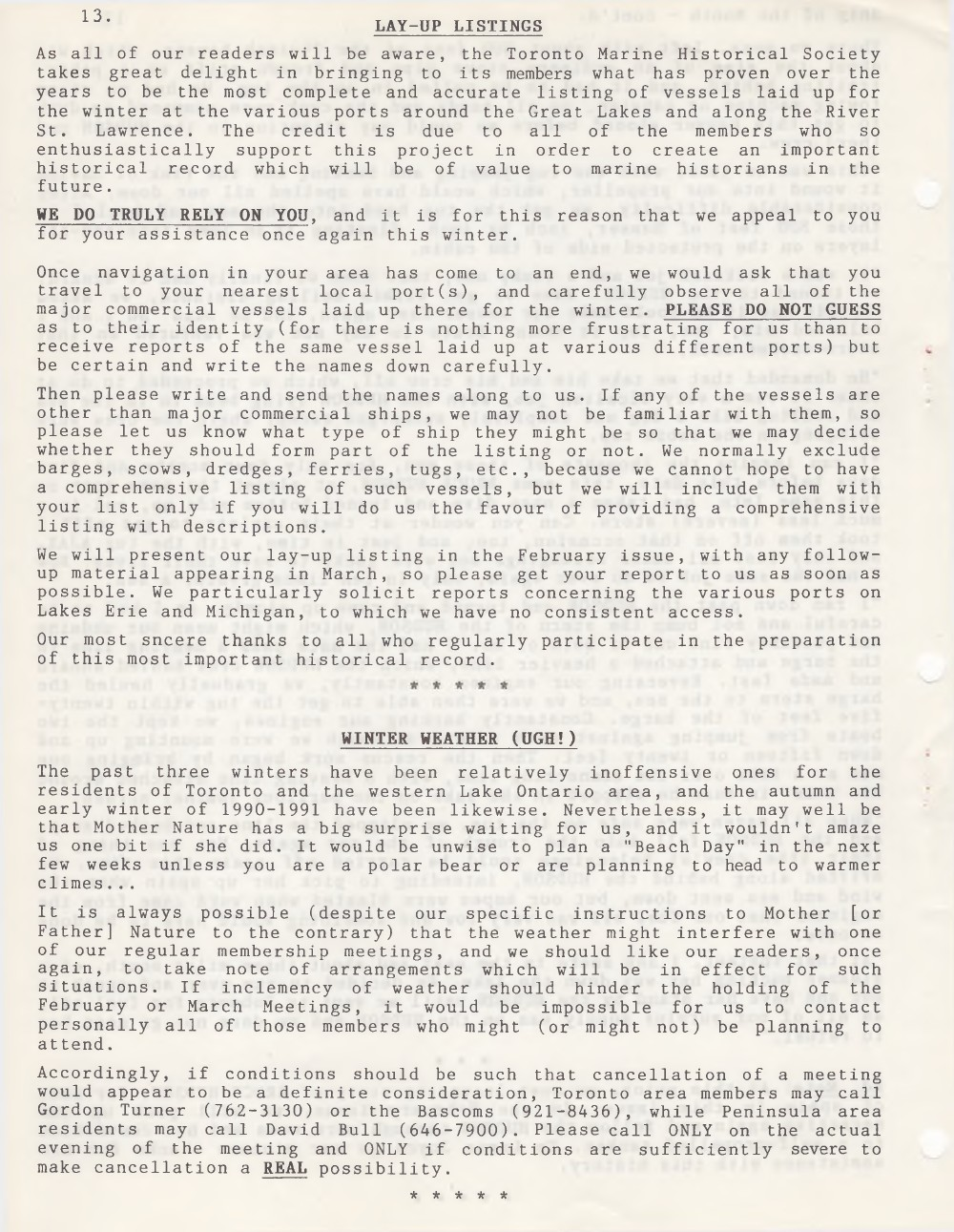 Scanner, v. 23, no. 4 (January 1991)