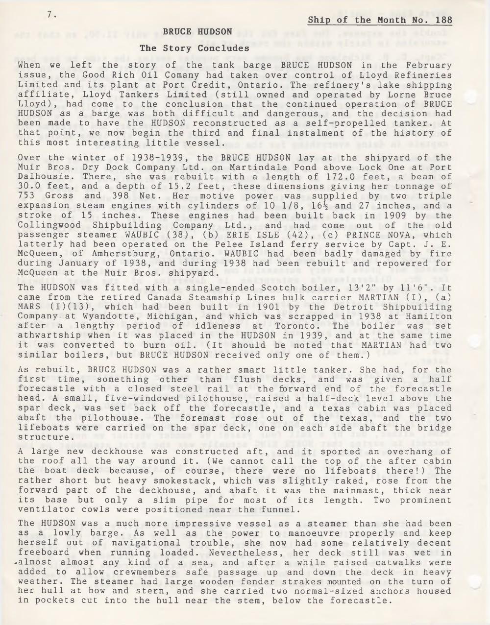 Scanner, v. 23, no. 6 (March 1991)