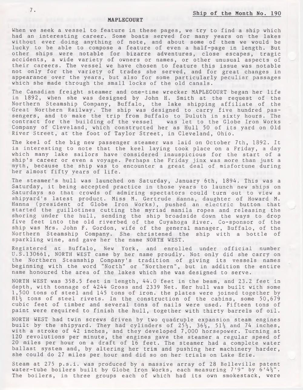 Scanner, v. 23, no. 8 (May 1991)