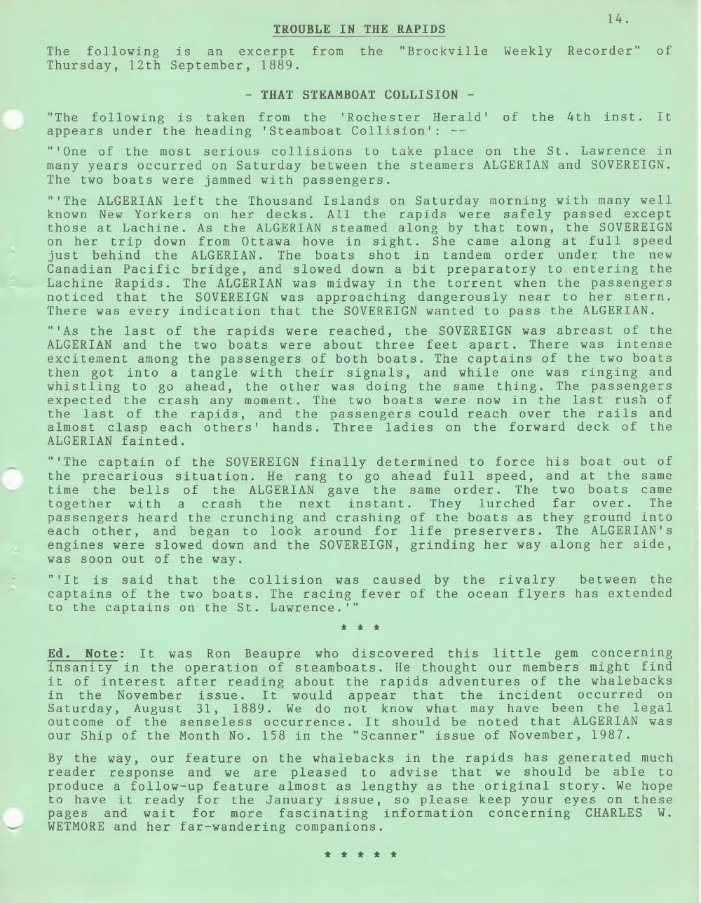 Scanner, v. 24, no. 3 (December 1991)