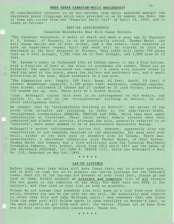 Scanner, v. 24, no. 4 (January 1992)