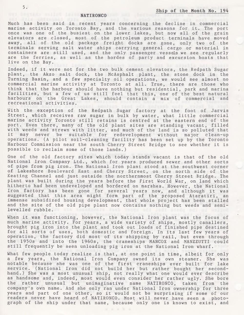 Scanner, v. 24, no. 5 (February 1992)