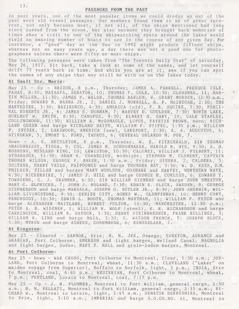 Scanner, v. 24, no. 8 (May 1992)
