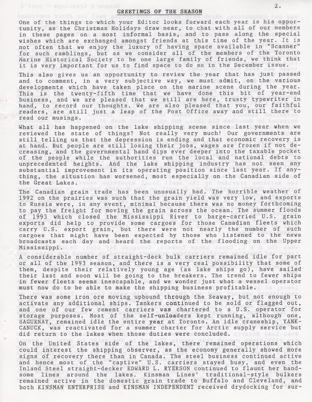 Scanner, v. 26, no. 3 (December 1993)