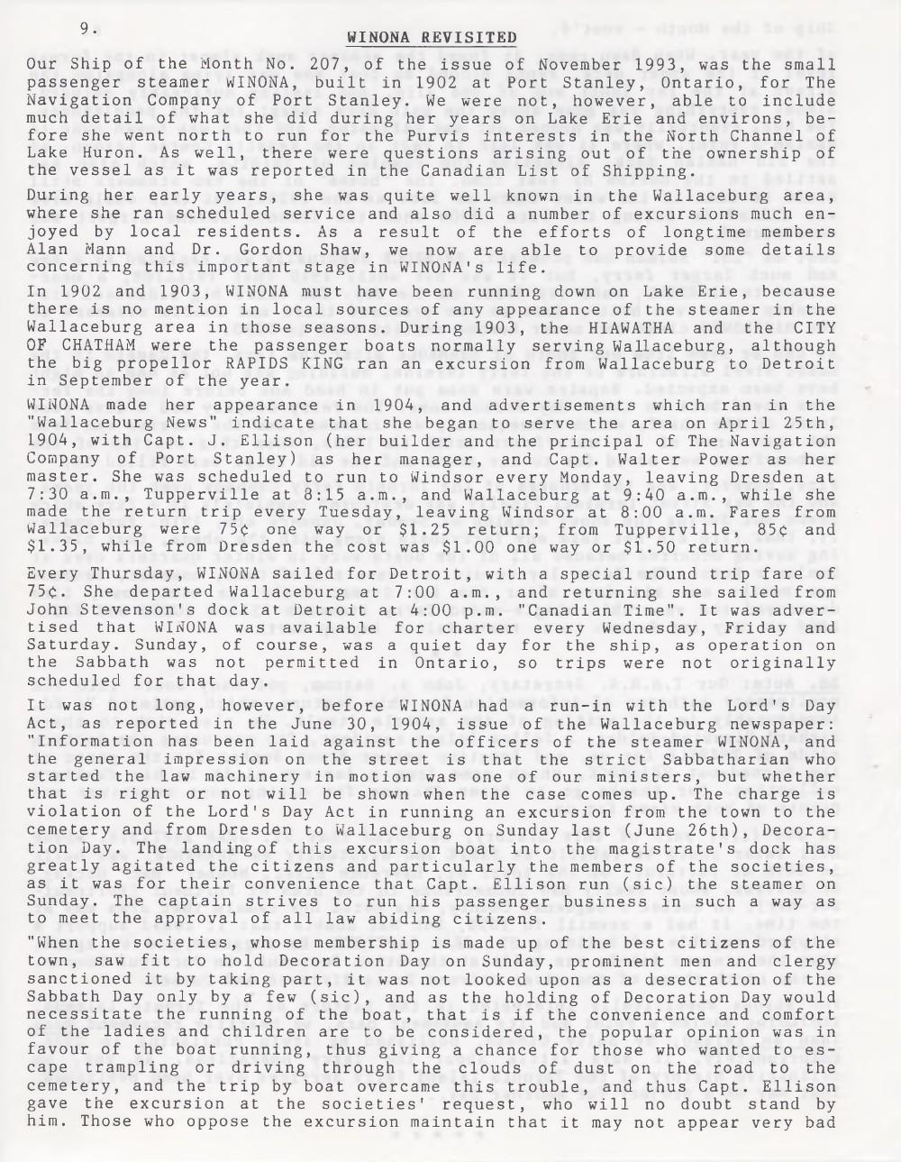 Scanner, v. 26, no. 6 (March 1994)