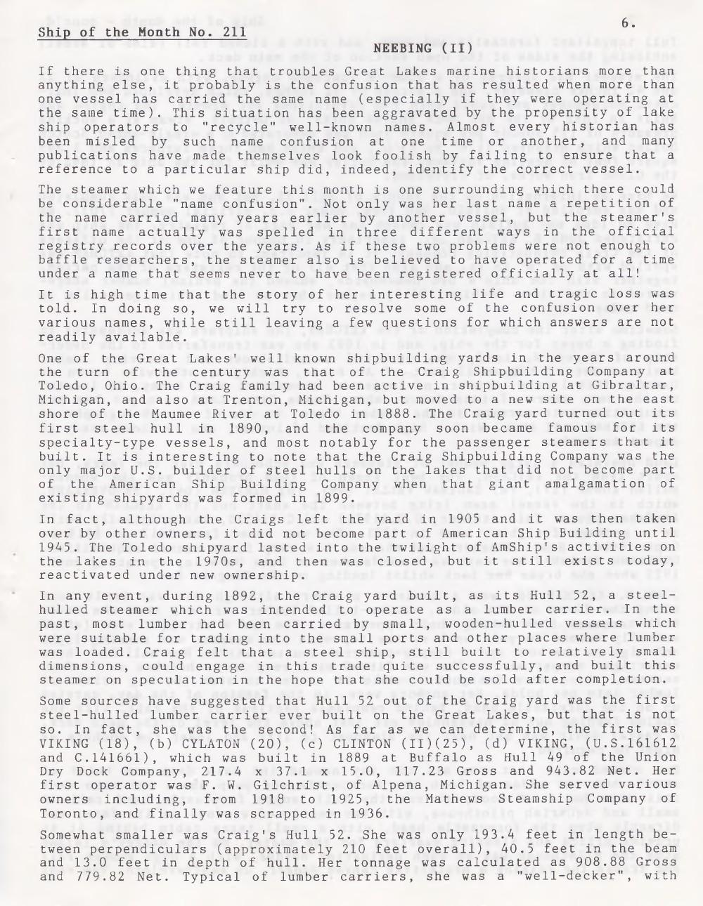 Scanner, v. 26, no. 7 (April 1994)
