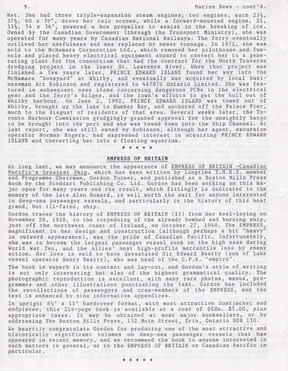 Scanner, v. 24, no. 9 (Mid-Summer 1992)