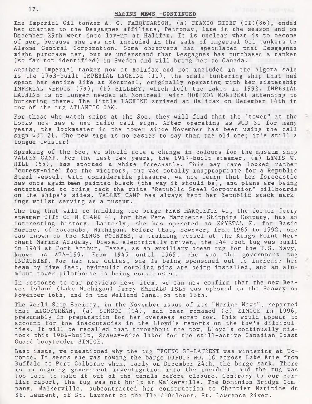 Scanner, v. 30, no. 5 (February 1998)