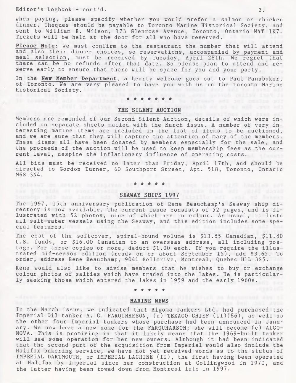 Scanner, v. 30, no. 7 (April 1998)