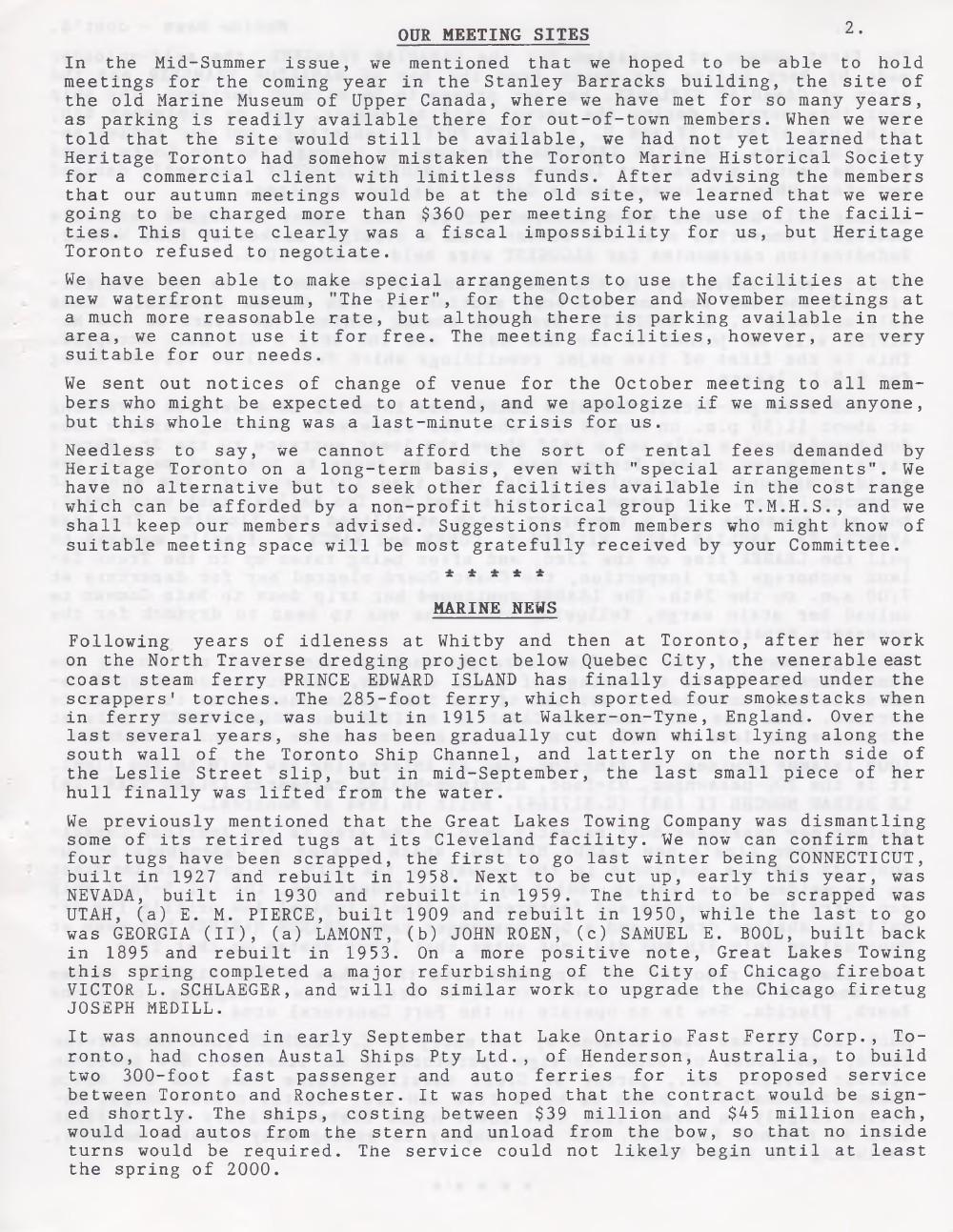 Scanner, v. 31, no. 1 (October 1998)