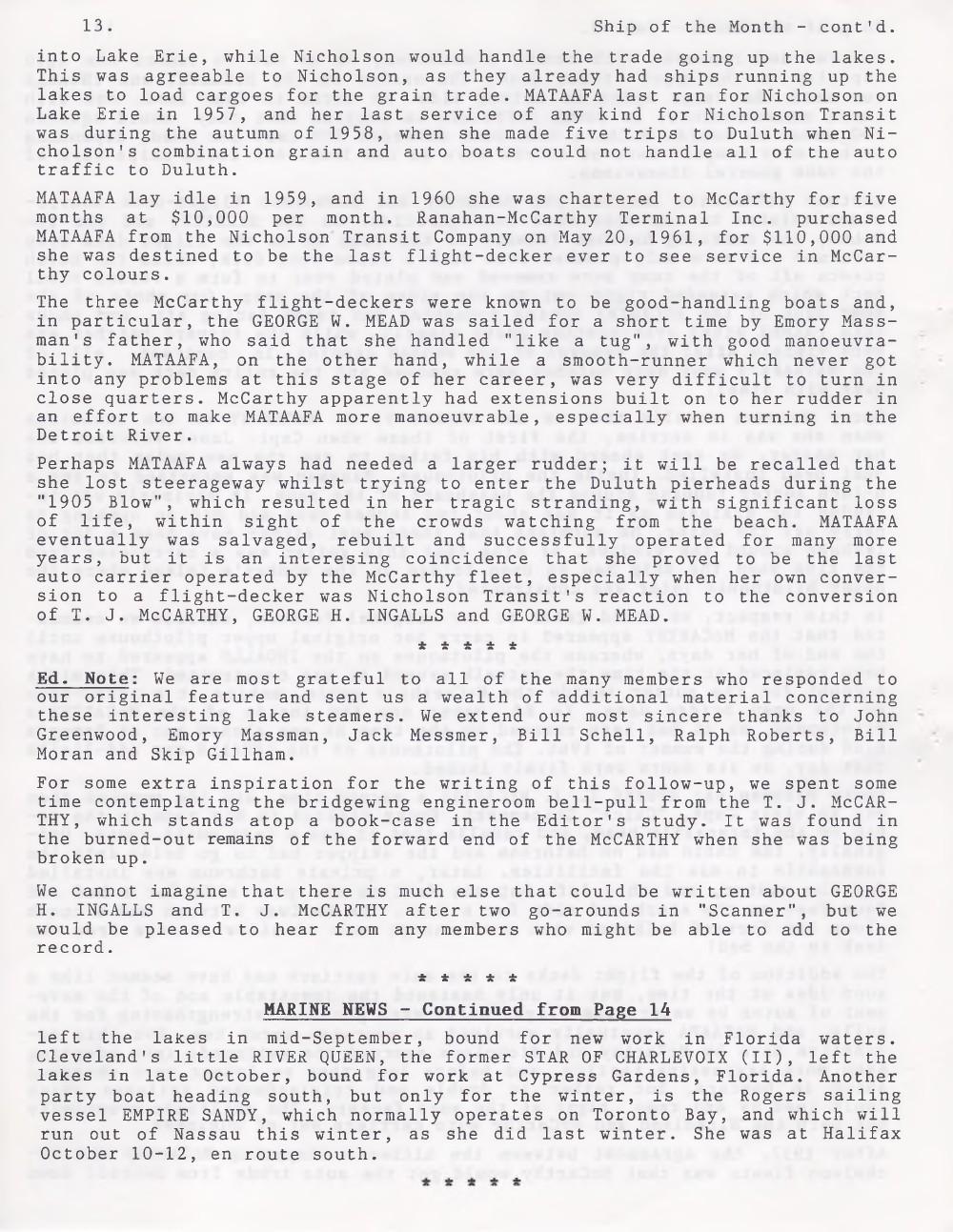 Scanner, v. 31, no. 3 (December 1998)
