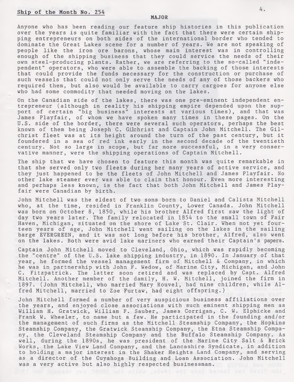 Scanner, v. 32, no. 6 (March 2000)
