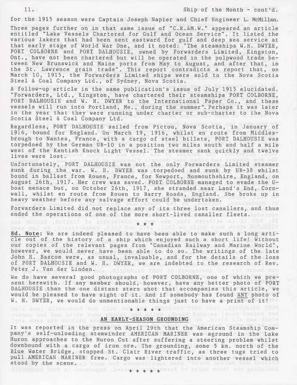 Scanner, v. 32, no. 8 (May 2000)