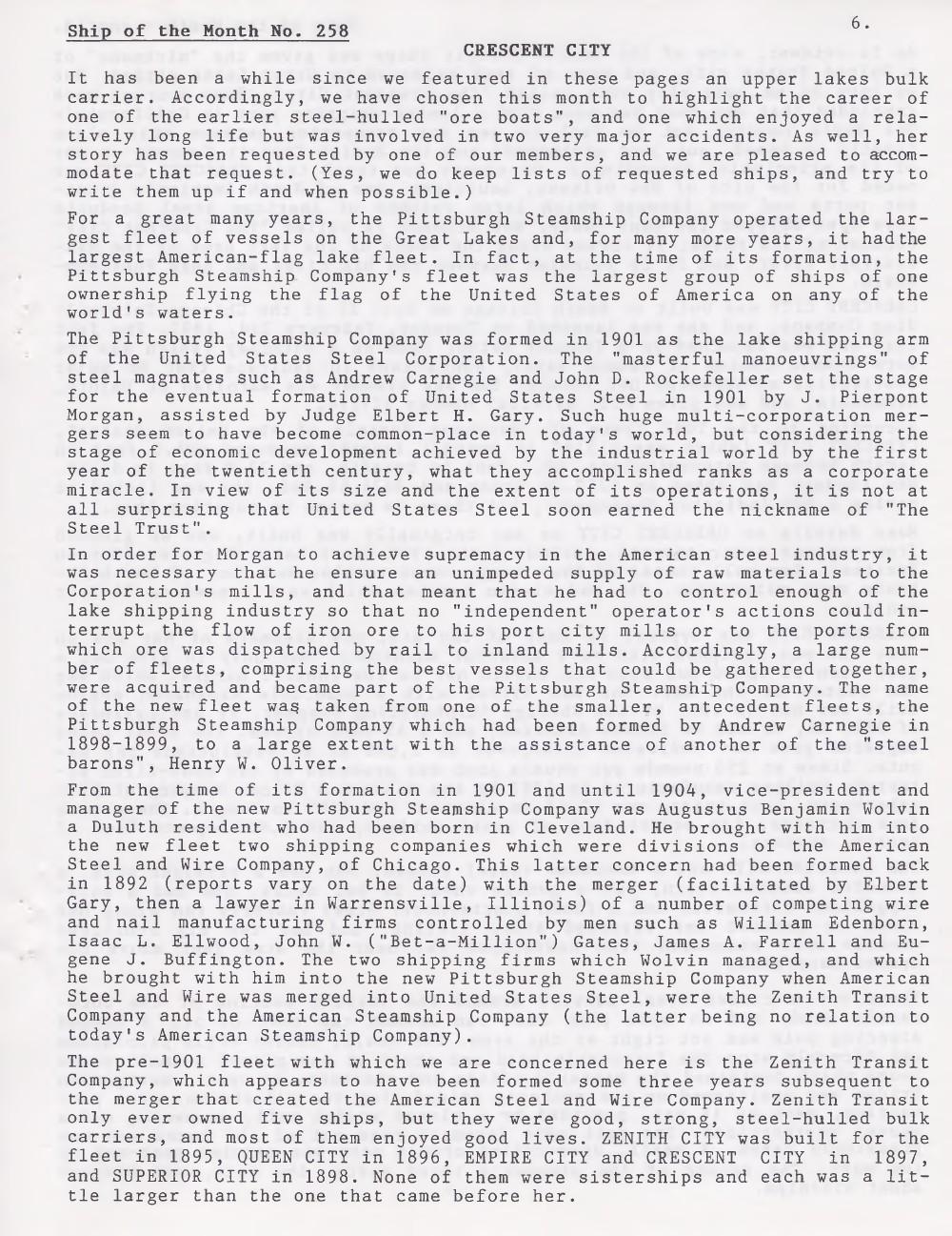 Scanner, v. 33, no. 1 (October 2000)