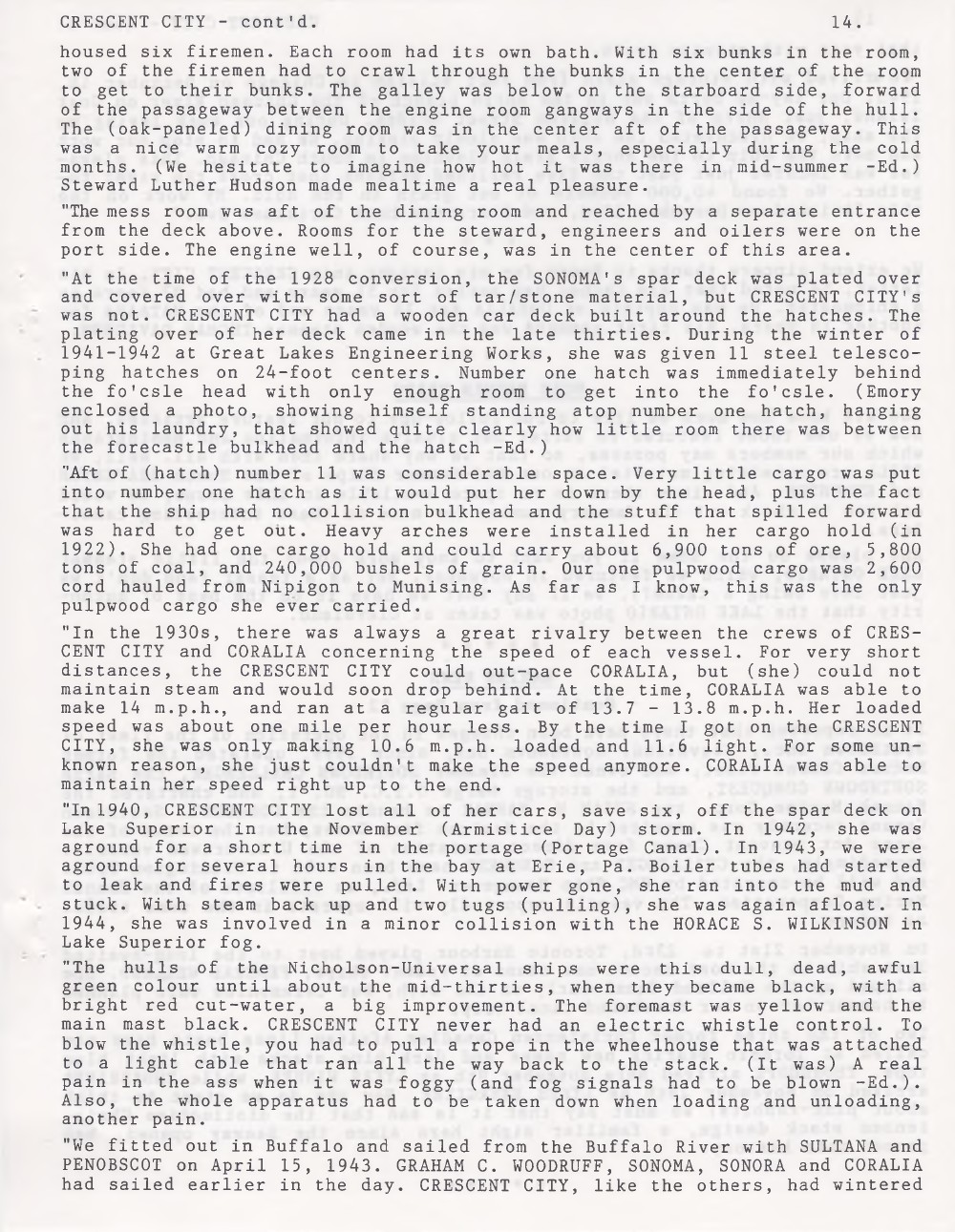 Scanner, v. 33, no. 3 (December 2000)