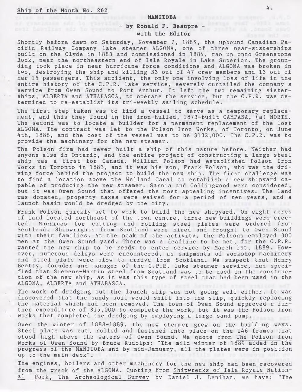 Scanner, v. 33, no. 6 (March 2001)