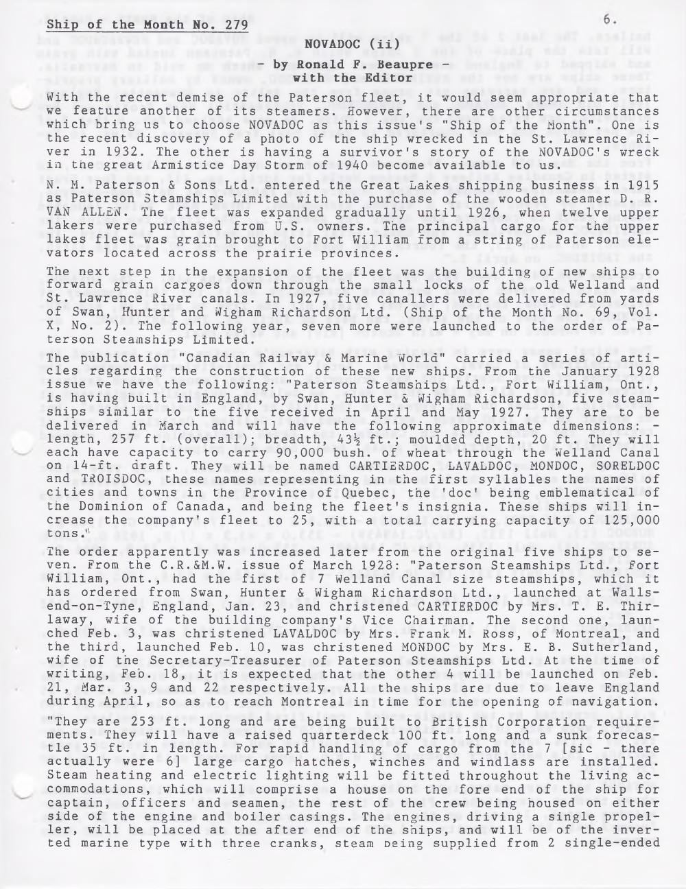 Scanner, v. 36, no. 1 (October 2003)