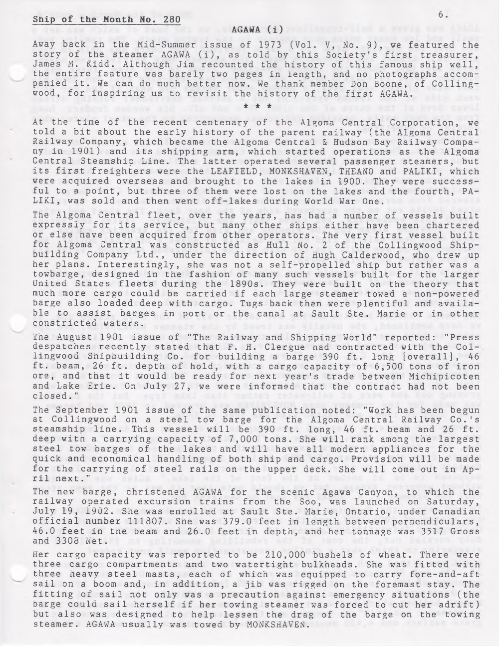 Scanner, v. 36, no. 3 (December 2003)