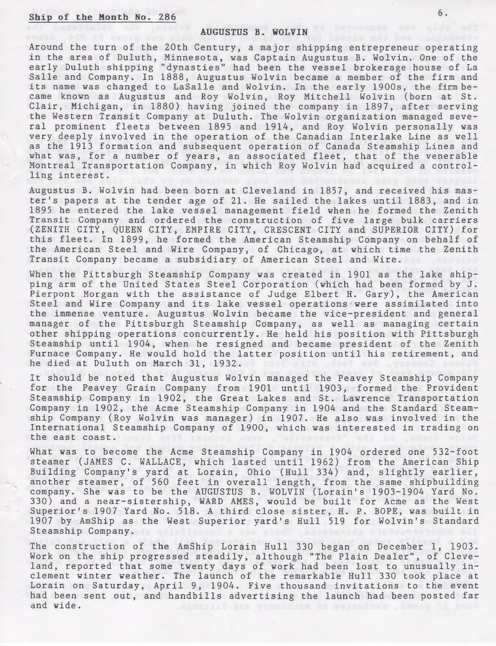 Scanner, v. 36, no. 9 (Mid-Summer 2004)