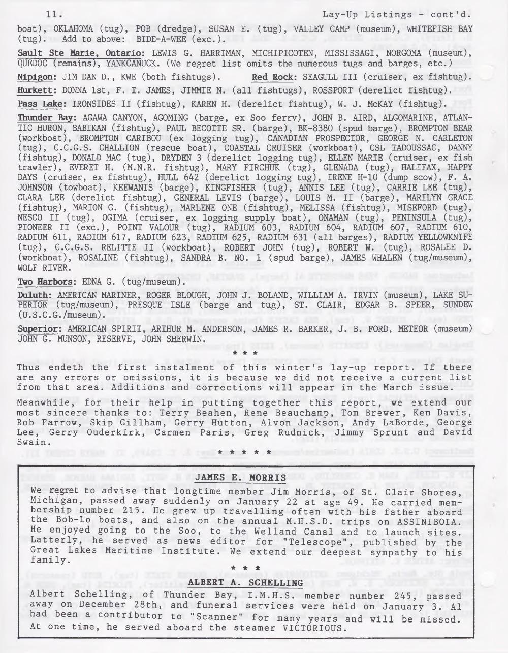 Scanner, v. 37, no. 4 (February 2005)
