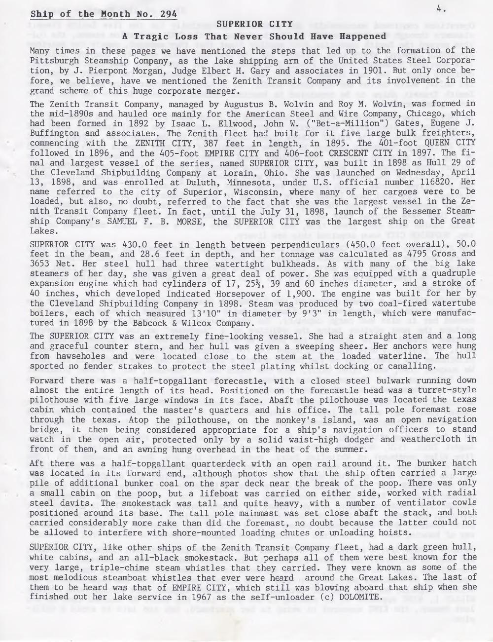 Scanner, v. 38, no. 1 (October 2005)