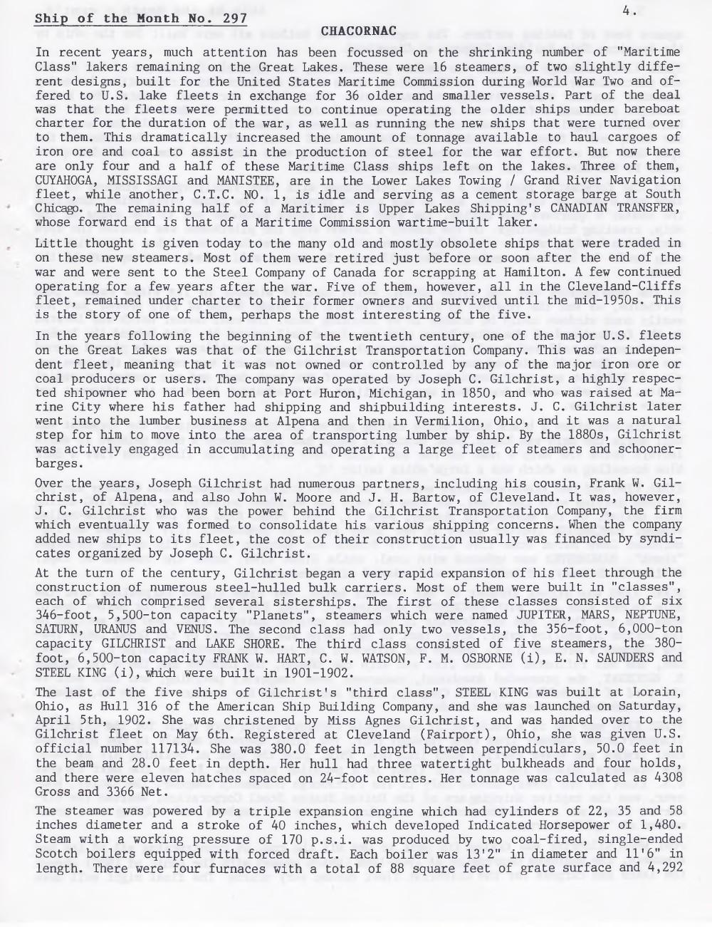 Scanner, v. 38, no. 4 (February 2006)