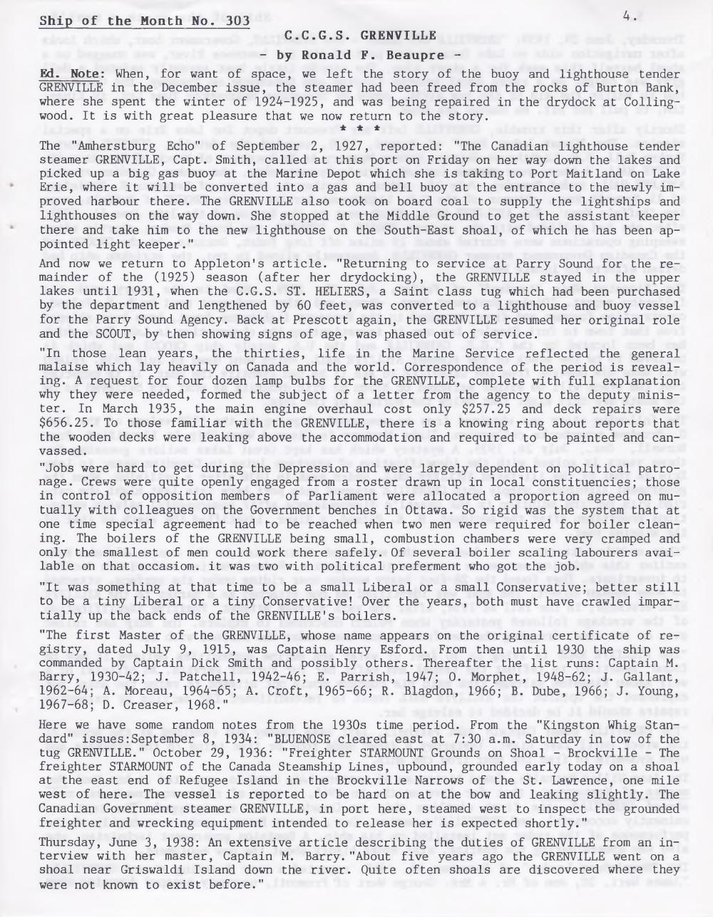 Scanner, v. 39, no. 3 (January 2007)