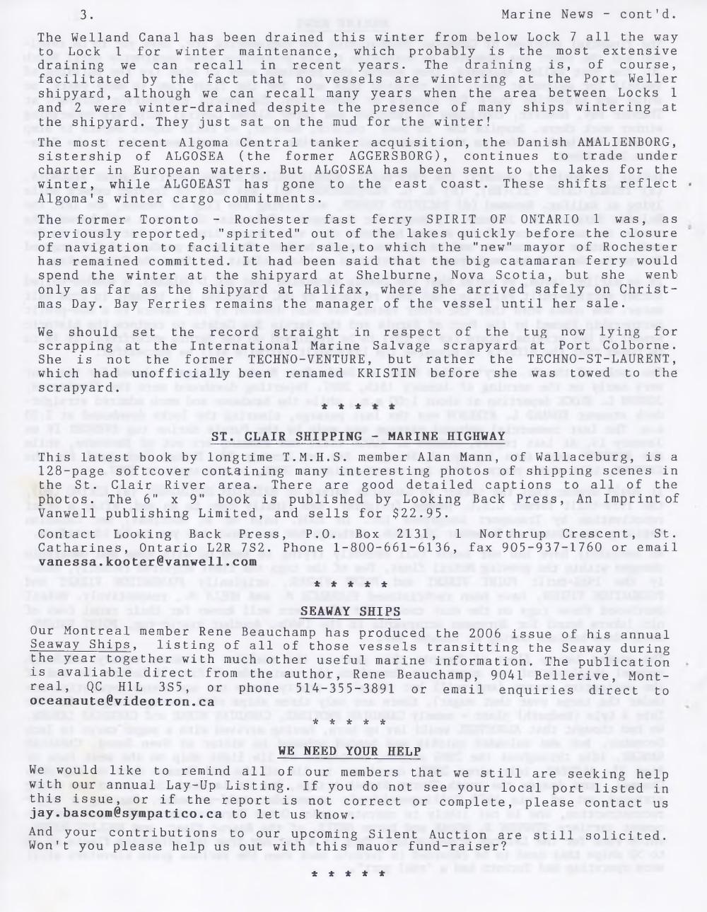 Scanner, v. 39, no. 4 (February 2007)