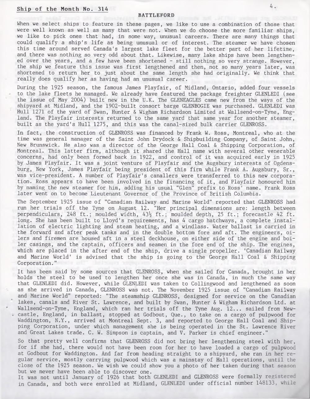 Scanner, v. 40, no. 6 (April 2008)