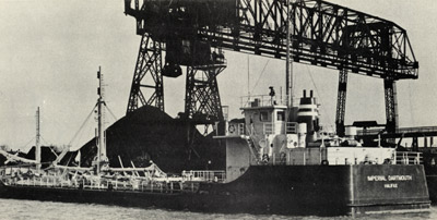 IMPERIAL DARTMOUTH at Port Colborne