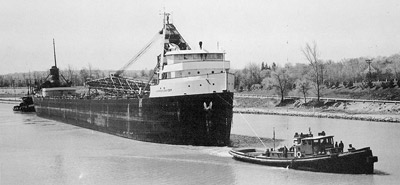 OKLAHOMA and SALVAGE MONARCH towing HARRIS N. SNYDER