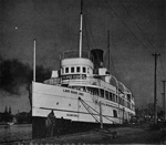 ISLAND KING II at Lachine, Quebec.